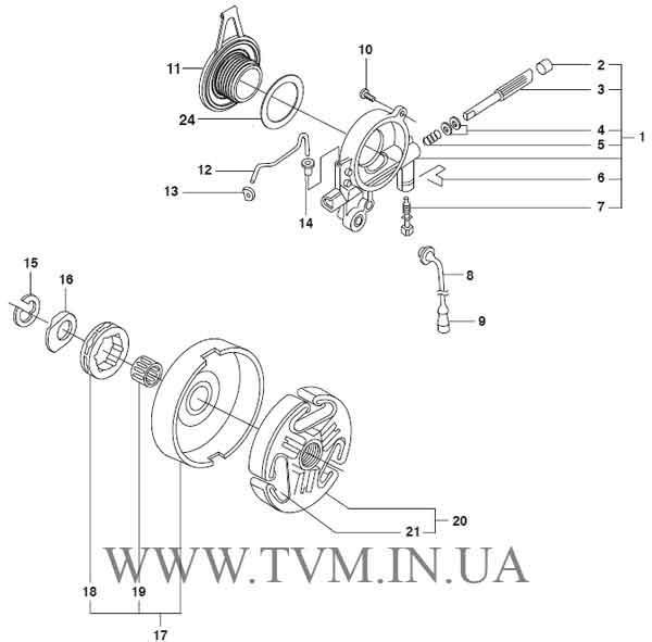 Инструкция Пилы Hushcvana 5200
