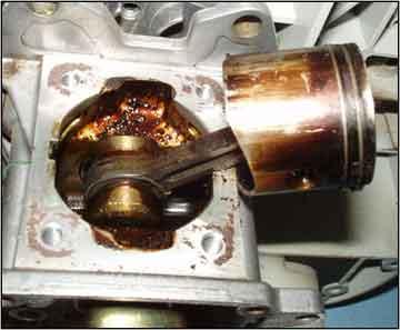 ремонт бензопилы