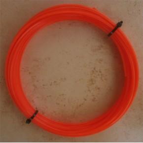 Леска для мотокосы, струна косильная вездочка 2,4 мм - 7 метров