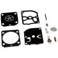 Ремкомплект карбюратора с металлическими частями для мотокосы  STIHL  FS 38, FS 45, FS 55, FS 56