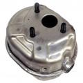Глушитель для 4Т двигателя HONDA GX240, GX270, GX280, GX390 или аналог 173F,177F, 182F, 188F