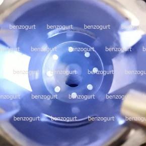 Цилиндр с поршнем мотокосы 430, 40мм