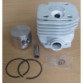 Цилиндр с поршнем в комплекте для бензопилы HUSQVARNA 372XP диаметром, 50мм