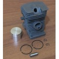 Цилиндр с поршнем в комплекте для бензопилы STIHL MS 180