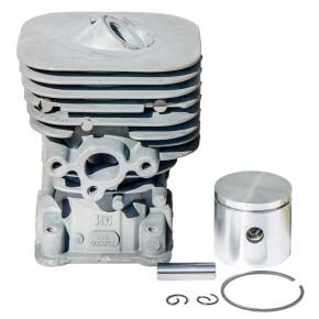 Цилиндр с поршнем в комплекте для мотокосы HUSQVARNA 125, 128