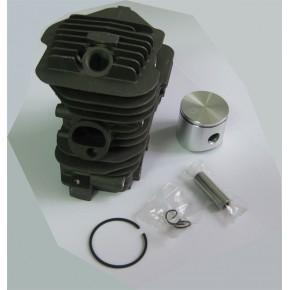 Цилиндр с поршнем в комплекте для бензопилы OLEO-MAC 937, EFCO