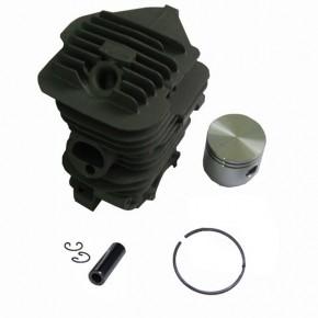 Цилиндр с поршнем в комплекте для бензопилы OLEO-MAC 937, 941, EFCO