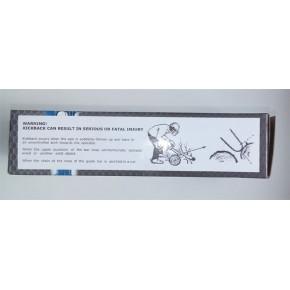Цепь для STIHL MS440, MS460, MS660, 50см, 72 в.з. Cупер зуб
