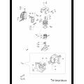 Поршневая мотокоса OLEO-MAC 746, EFCO 8460, - 42мм
