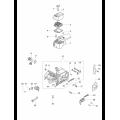 Крышка защитная цилиндра бензопила OLEO-MAC 947, 951, 952, EFCO 147, 151, 152