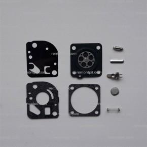 Набор деталей карбюратора бензопила OLEO-MAC GS-35, EFCO MT-350