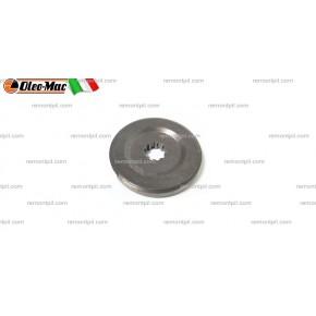 Фланец для установки ножа мотокоса OLEO-MAC SPARTA 25, EFCO STARK 25