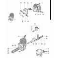 Шайба коленчатого вала мотокоса OLEO-MAC SPARTA 25, EFCO STARK 25