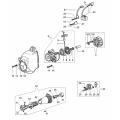 Кожух защиты двигателя мотокоса OLEO-MAC SPARTA 25, EFCO STARK 25