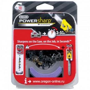 Цепь Power Sharp с заточным камнем 56 вед. зв.