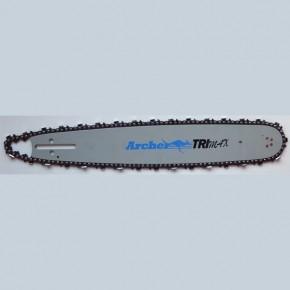 Комплект шина + цепь для бензопилы модели 4500, 5200, OLEO-MAC 947, 952, 40 см