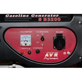 Генератор бензиновый SABER 2,8кВт