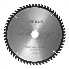 Диск пильный S&R Meister Wood Craft 250х30х2,6 мм
