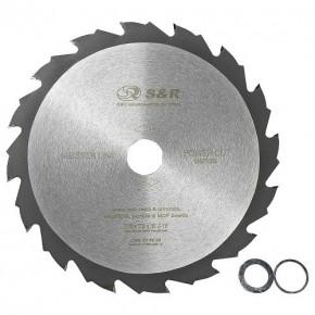 Диск пильный S&R Meister Power Cut 230x30(20/25,4)x2,8 мм