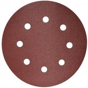Шлифовальный круг на липучке S&R D190 P180