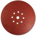 Круг шлифовальный S&R D225 мм зерно 100 самозацепной