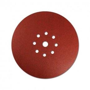 Шлифовальный круг S&R D225 P180 на липучке