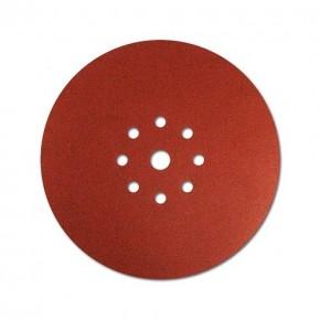 Шлифовальный круг S&R D225 P240 на липучке