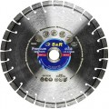 Диск алмазный сегментный S&R Premium Segment 230х22,2 мм