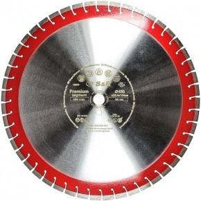 Диск алмазный сегментный S&R Premium Segment 450х25,4 мм