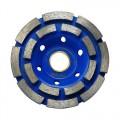 Диск алмазный шлифовальный S&R Meister 125x22,2 мм