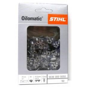 Цепь для бензопилы STIHL MS 180, MS 181, MS 210, MS 230, MS 250. Шина 35 см.