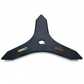 Нож для мотокосы 3 зуба d 300mm, STIHL