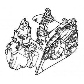 Картер двигателя ST MS181, MS211