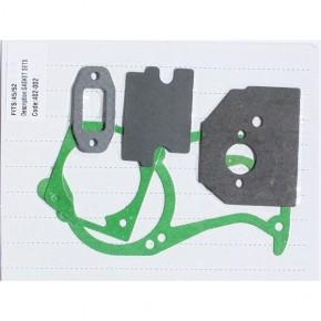 Набор прокладок полный, для бензопил недорогих марок, модели 4500, 5200, 5800