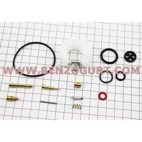 Ремонтный комплект карбюратора 168F, 170F, HONDA GX160, GX200, 13 деталей